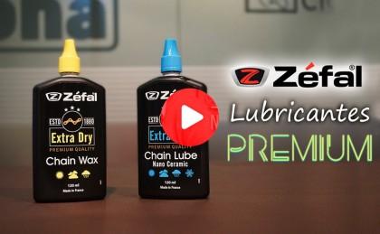 La transmisión de tu bici siempre a punto con lubricantes ZÉFAL