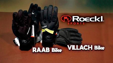 Protección y seguridad con guantes ROECKL