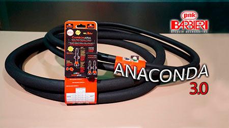 Nueva generación de mouse: Anaconda 3.0