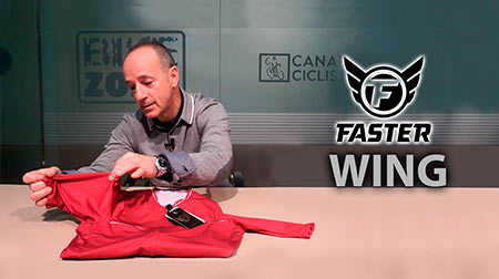 Maillot Faster Wear WING