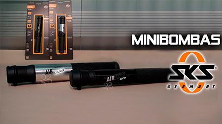 Airflex: La nueva minibomba de SKS