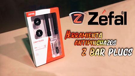 Z Bar Plugs, la herramienta antipinchazos integrada en tu bici
