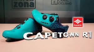 Zapatillas Santic Capetown R1 una gozada para tus pies