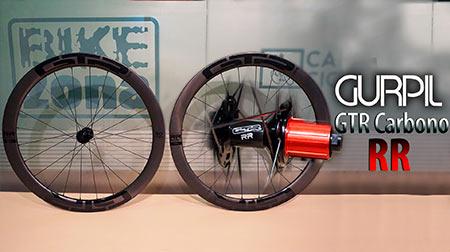 GTR Carbono RR de Gurpil, velocidad y fiabilidad aseguradas