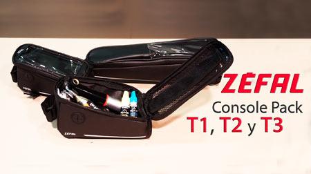 Zéfal Console Pack, smartphone y accesorios en una sola bolsa