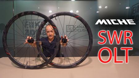 SWR OLT es la nueva gama de ruedas Miche