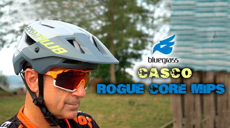 Casco Bluegrass Rogue Core Mips: Proteccion y vanguardia en la montaña