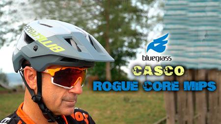 Casco Bluegrass Rogue Core Mips: Proteccion y vanguardia en la montaña