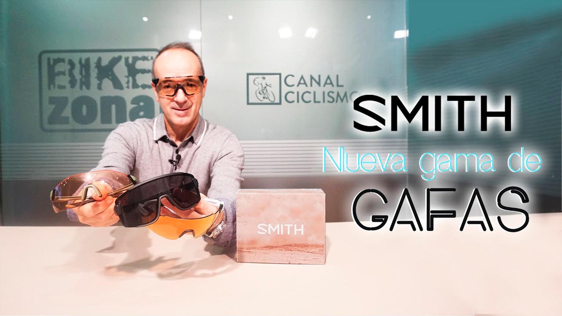 Nueva gama de gafas Smith