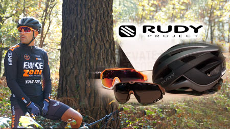 Alta tecnología con Rudy Project: Casco Venger y gafas Cutline y Defender