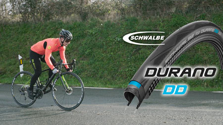 Schwalbe Durano DD, neumáticos con doble defensa