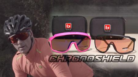 Chronoshield, la nueva gafa sport de Bollé