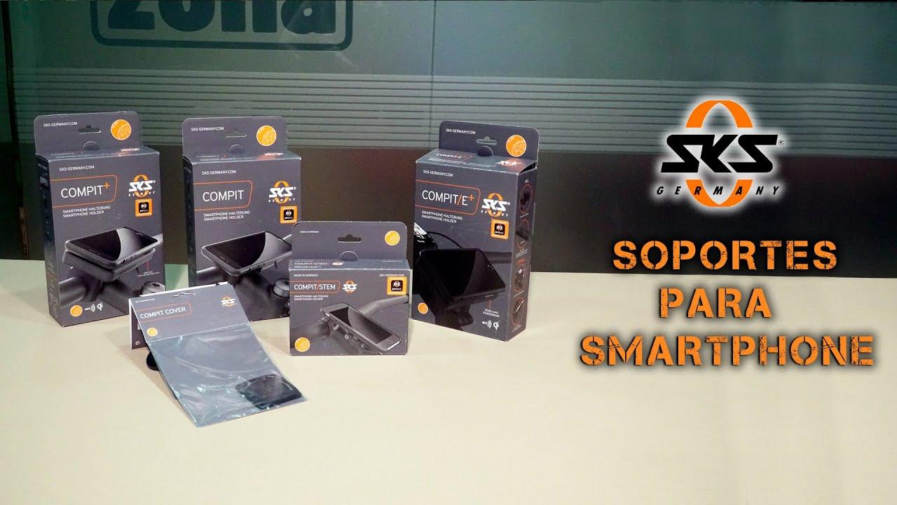 Soportes SKS Compit para tu smartphone