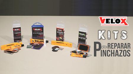 Kits de reparación VELOX para todo tipo de  neumáticos