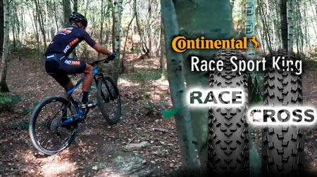 Los neumáticos más race de Continental: Race King y Cross King