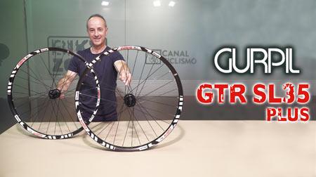 GTR SL 35 Plus de Gurpil. Ideales para e-Trail y e-Enduro