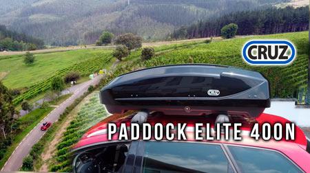 Nuevo cofre Cruz Paddock Elite 400N