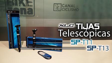 Tijas telescópicas XLC para XC o enduro