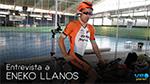 Entrevista a Eneko Llanos