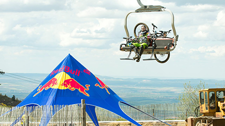 Adelanto del circuito Red Bull Holy Ride 2016