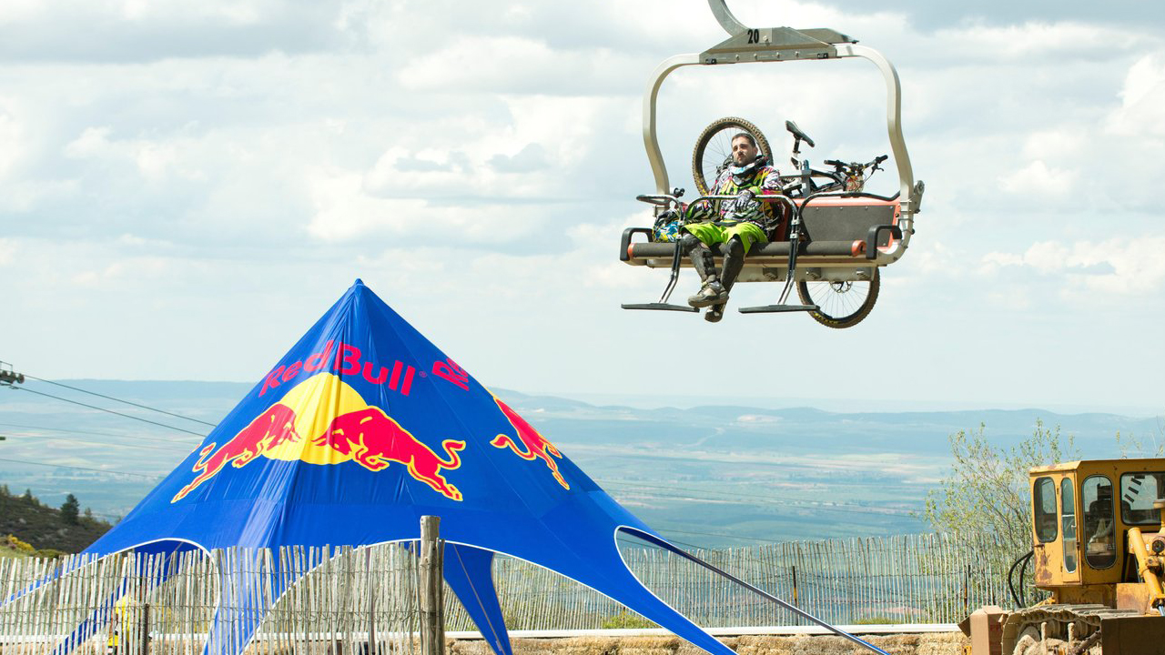 Adelanto del circuito Red Bull Holy Ride 2016