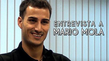 Entrevista a Mario Mola, campeón del mundo de Triatlón 2016