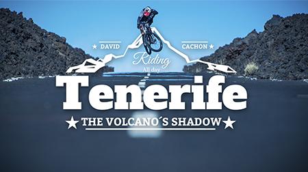 David Cachón - Tenerife: la sombra del volcán