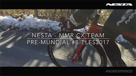 NESTA MMR CX Team Pre Mundial 2017