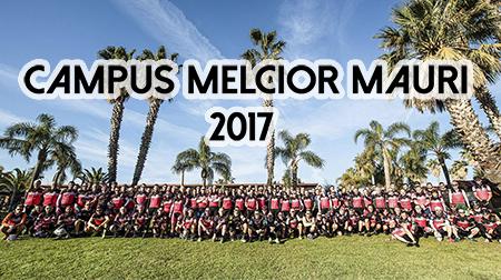 CAMPUS MELCIOR MAURI 2017