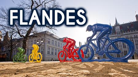 Ciclismo en Flandes