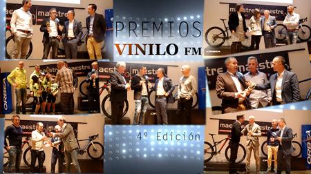 Entrega de premios VINILO FM 2019