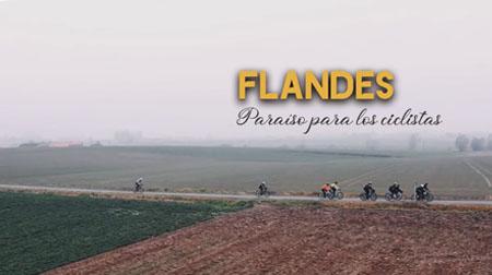 Flandes, paraíso para los ciclistas