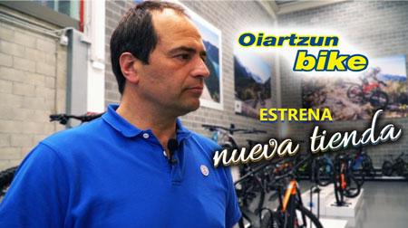 Oiartzun bike estrena nueva tienda dedicada a las Ebikes