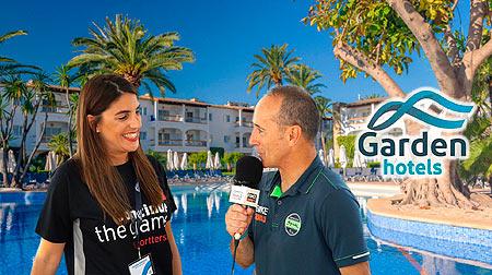 Garden Hotels apuesta por el público ciclista