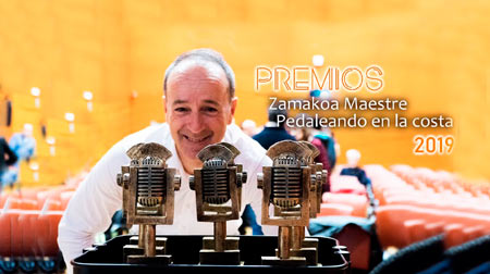 Premios Zamakoa Maestre-Pedaleando en la costa 2019