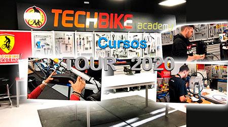 Vuelven los cursos de mecánica de bicis de TechBike Academy