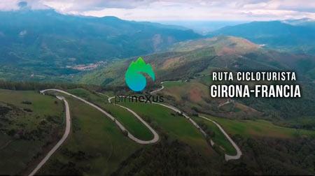 Descubre Pirinexus: Ruta cicloturística entre Girona y Francia