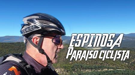 Ruta MTB por Espinosa de los Monteros, paraíso ciclista