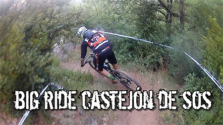 BIG RIDE CASTEJÓN DE SOS