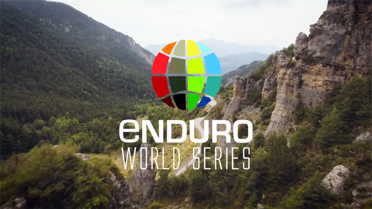 Enduro World Series: séptima carrera en 1 minuto