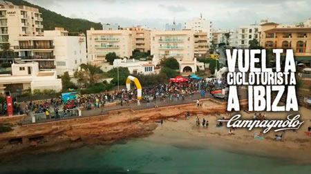 XVII Vuelta Cicloturista a Ibiza Campagnolo