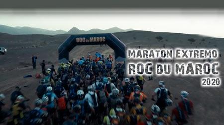 Vídeo resumen: Maratón extremo Roc du Maroc