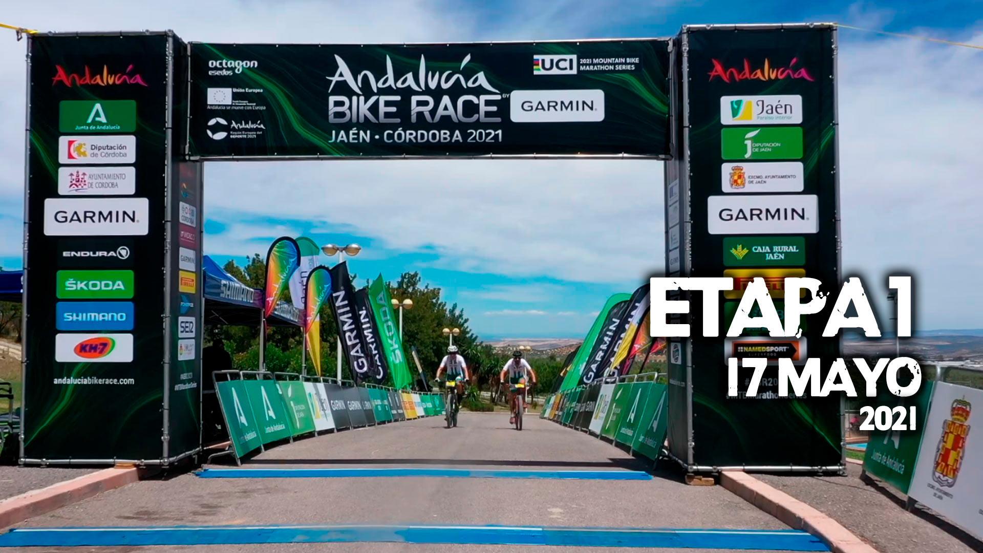 Andalucía Bike Race 2021 Etapa 1