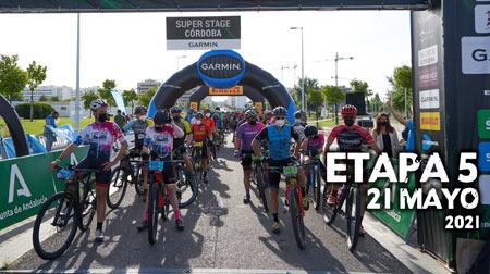 Andalucía Bike Race 2021. Etapa 5
