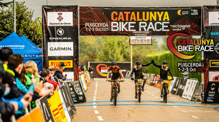 Resumen Catalunya Bike Race 2021