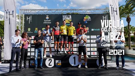 La XVIII edición de la Vuelta a Ibiza Campagnolo 2021
