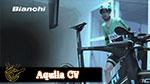 La Bianchi AquilaCV, en el túnel de viento