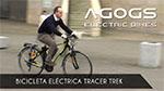 AGOGS TRACER TREK, la E-Bike más moderna
