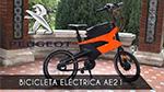 Bicicleta eléctrica PEUGEOT AE21