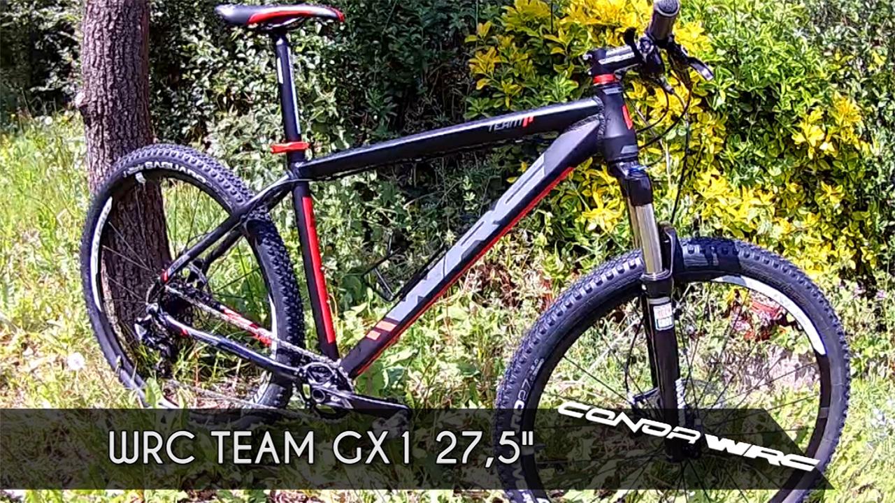 Descubre la Conor Team GX1